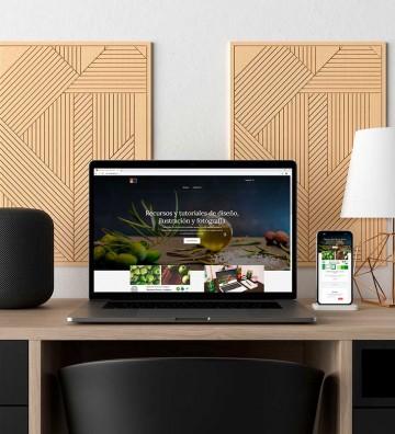 Creación de diseño sitios web Pyme plus