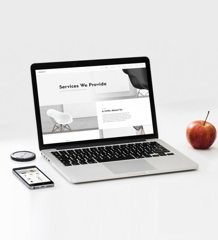 Creación de diseño sitios web empresa